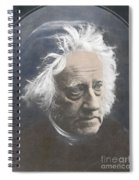 John Herschel, English Polymath Spiral Notebook