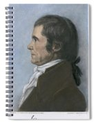 John Marshall (1755-1835) Spiral Notebook