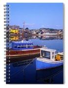 Kinsale, Co Cork, Ireland Spiral Notebook
