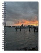 4-lake Worth Spiral Notebook