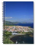Maia - Azores Islands Spiral Notebook