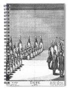 Moravians, 1757 Spiral Notebook