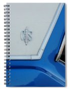 Olds C S Spiral Notebook