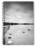 Penyfan Pond Spiral Notebook