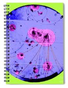 Proton-photon Collision Spiral Notebook