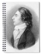 Robert Southey (1774-1843) Spiral Notebook