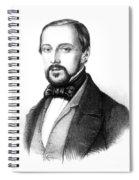 Rudolph Virchow, German Polymath Spiral Notebook