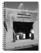 Santa Fe Shops Spiral Notebook