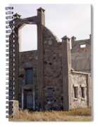 Schott Stone Barn Spiral Notebook
