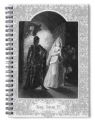 Shakespeare: Henry Vi Spiral Notebook