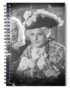 Silent Still: Two Men Spiral Notebook