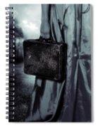 Suitcase Spiral Notebook