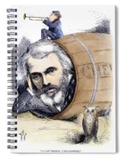 Thomas Carlyle (1795-1881) Spiral Notebook