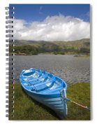 Upper Lake, Killarney National Park Spiral Notebook