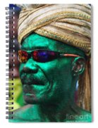 West Indian Day Parade Brooklyn Ny Spiral Notebook