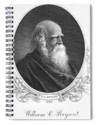 William Cullen Bryant Spiral Notebook