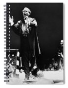 William Jennings Bryan Spiral Notebook