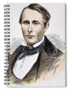William Walker (1824-1860) Spiral Notebook