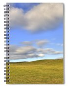 Wind Turbine Spiral Notebook