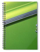 40 Ford - Logo-8589 Spiral Notebook