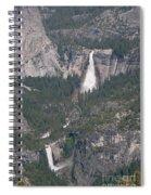 Yosemite Spiral Notebook
