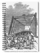 Great Railroad Strike, 1877 Spiral Notebook