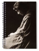 Alla Nazimova (1879-1945) Spiral Notebook