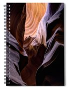 Antelope Canyon Spiral Notebook