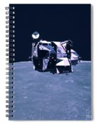 Apollo Mission 16 Spiral Notebook