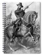 Benjamin Harrison Spiral Notebook