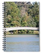 Bow Bridge Spiral Notebook