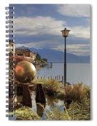 Brissago - Ticino Spiral Notebook