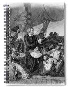 Christopher Columbus Spiral Notebook