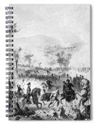 Civil War: Gettysburg Spiral Notebook