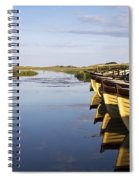 Dunfanaghy, County Donegal, Ireland Spiral Notebook