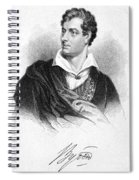 George Gordon Byron (1788-1824) Spiral Notebook