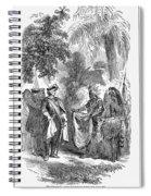James Edward Oglethorpe Spiral Notebook