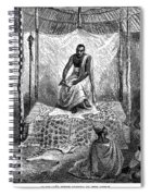 John H. Speke (1827-1864) Spiral Notebook