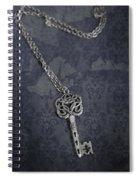 key Spiral Notebook