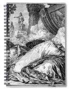 Louis Xv (1710-1774) Spiral Notebook