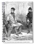Mohammed Yakub Khan Spiral Notebook