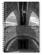 Monte Tamaro Spiral Notebook