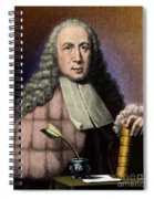 Morgagni, Italian Anatomist Spiral Notebook