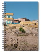 Nubians Nile Philae Spiral Notebook