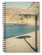 Parasol Spiral Notebook