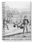Presidential Campaign, 1844 Spiral Notebook