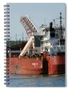 Presque Isle Ship Spiral Notebook
