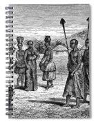 Samuel White Baker Spiral Notebook