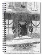 Ulysses S. Grant Spiral Notebook