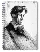 William Butler Yeats Spiral Notebook